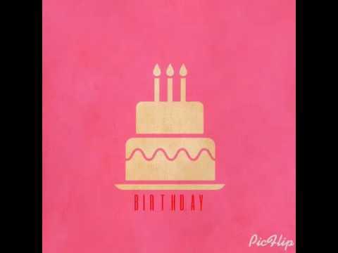Selena Gomez - Birthday (CLEAN AUDIO)