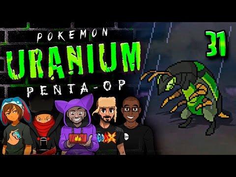 "Pokémon Uranium 5-Player Nuzlocke - Ep 31 ""FACEHUGGERS GALORE!!"""