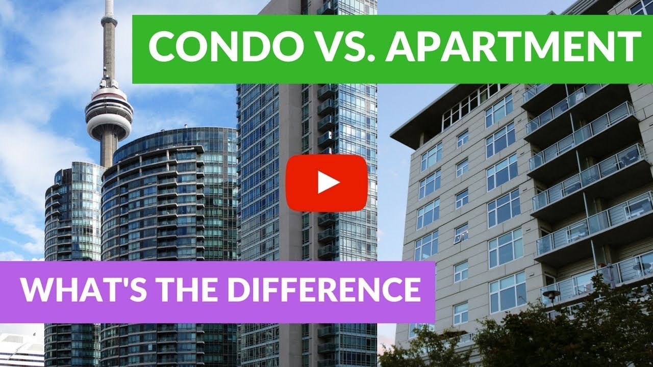 What Is The Difference Between A Condo And An Apartment