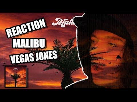 REACTION   VEGAS JONES   MALIBU