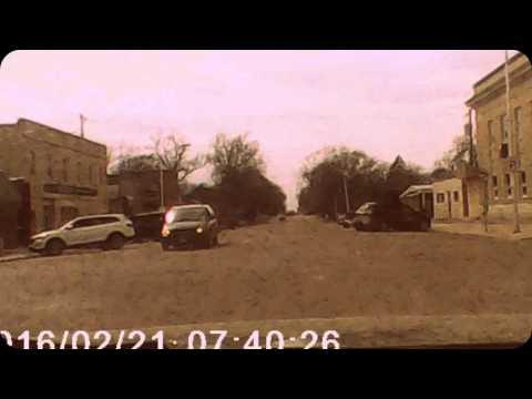 A drive threw beresford sd :)