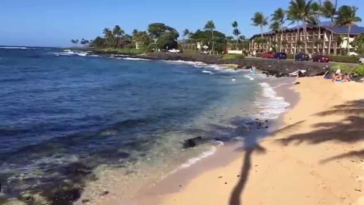 Lawai Beach Poipu Kauai