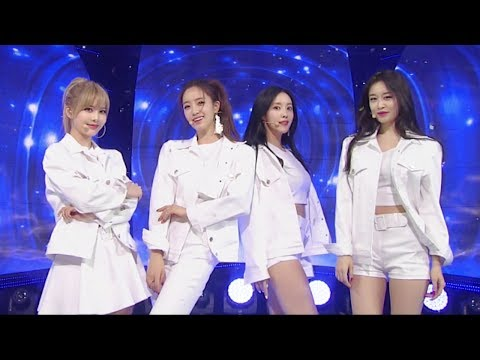 """EXCITING"" T-ARA - What's my name? (My name is) @ Popular Inkigayo 20170625"