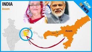 Bangladeshi At Assam in India