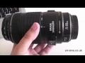 Vidéo: Canon EF 70-300mm f4-5.6 IS USM