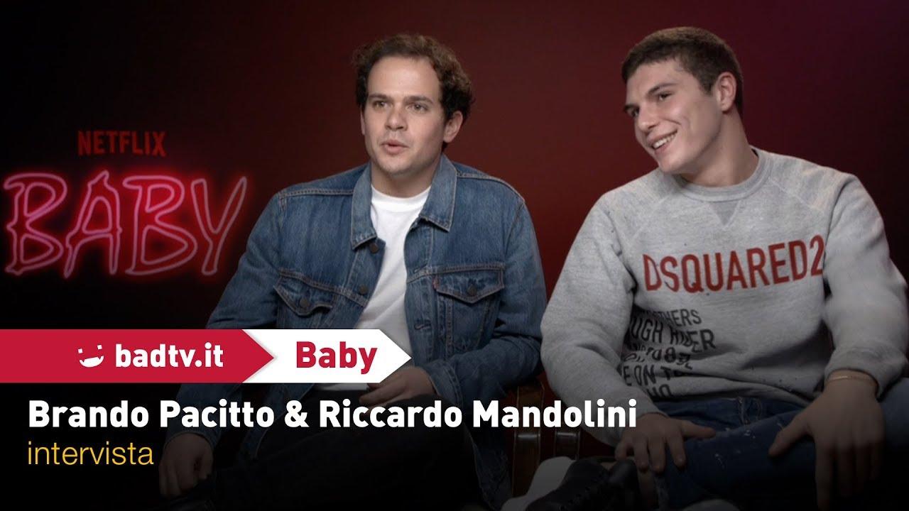 Baby - Brando Pacitto e Riccardo Mandolini ci parlano di Fabio e Damiano