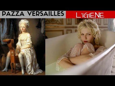 PAZZA VERSAILLES - L'IGIENE