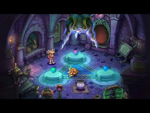 Legend of Mana   Gameplay Launch Trailer