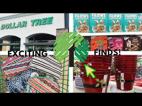 Dollar Tree Haul | ALL NEW FINDS | December 9, 2019
