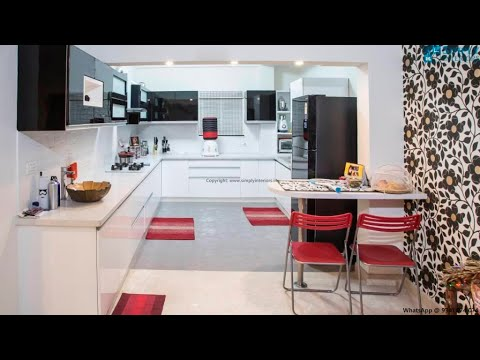 Cost Of Modular Kitchen How To Calculate From A Floor Plan