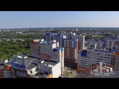 Единый центр нового жилья ЖК Речной