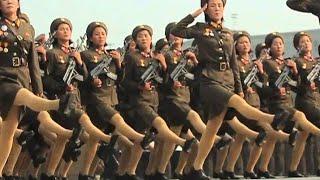 Gambar cover Utaipenda Gwaride La Wanajeshi Wa Kike Tu Amazing Female Military Parade
