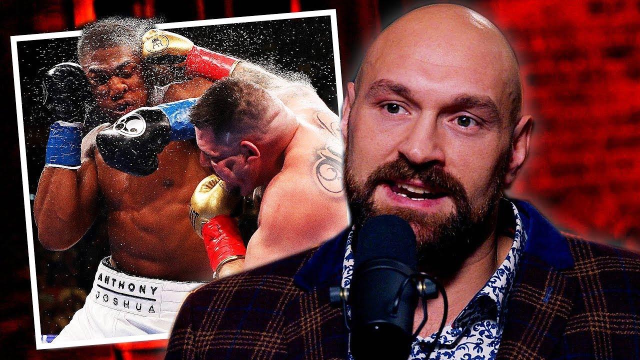 Download Tyson Fury Predicts Anthony Joshua vs Andy Ruiz 2