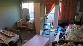 Not Quite Room Crashers - Diy Ikea Billy Bookshelf Wall