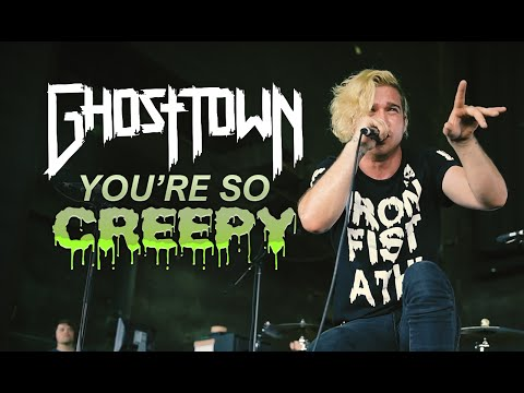 "Ghost Town - ""You're So Creepy"" LIVE On Vans Warped Tour"