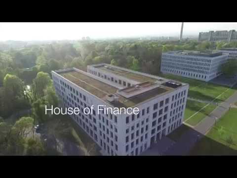 Goethe Universität Rundflug- Flight over Goethe University Frankfurt