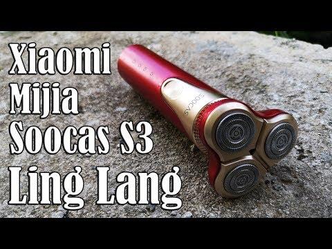 10 фактов об электробритве Xiaomi Mijia Soocas Ling Lang S3 II Бритва Тони Старка