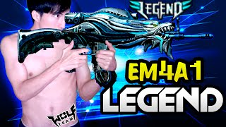 Wolfteam Latino | EM4A1 LEGEND - Tochy Max Power