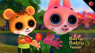 Banu Bablu Teaser ♥ New Malayalam cartoon Movie after Kathu