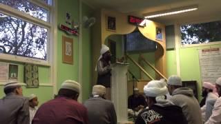 Adrikni Ya Rasool Allah - Alhaj Qari Mohammed Rizwan Sahab - Leicester 2015