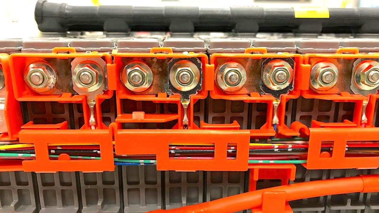 High Voltage Hybrid Systems Toyota Prius Ni Mh Battery