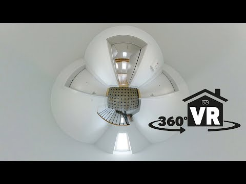 360° Real Estate Virtual Tour  Bern 2 Floor middle