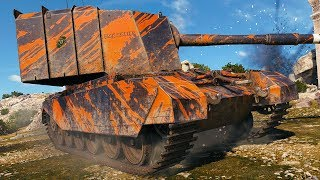 FV4005 Stage II - 13,3K Damage - World of Tanks Gameplay