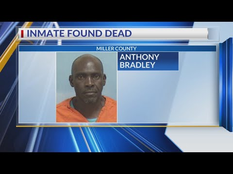 Miller County inmate death - YouTube