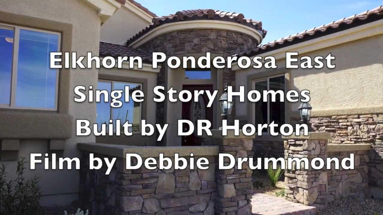dr horton u0027s elkhorn ponderosa in centennial hills las vegas