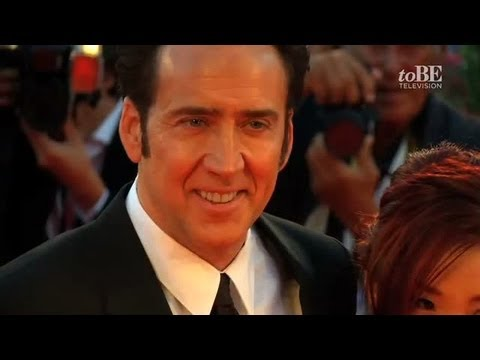 The 70th Venice Film Festival - The red carpet of Nicolas Cage and James Deen