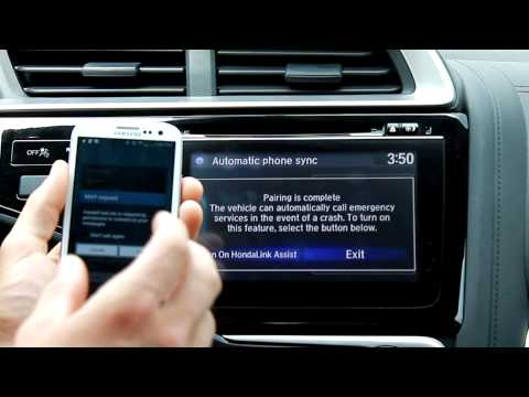 How to Stream Audio with Bluetooth in a 2015 Honda Fit