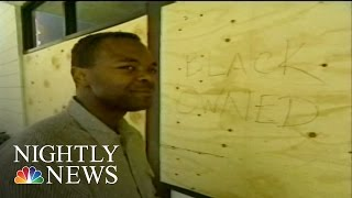 Black Businessman During LA Riots: 'I Just Don't See The Point' | NBC Nightly News
