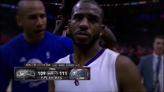 [Playoffs Ep. 12] Inside The NBA (on TNT) Full Episode – Clippers win game 7 vs. Spurs - 5-02-15