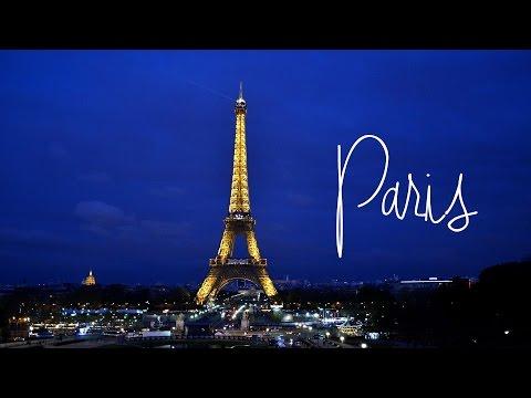 PARIS 2016 - Trip with friends | Eiffel tower | Louvre | Montmartre