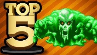 TOP 5 GENESIS GAMES YOU