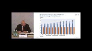 Pressekonferenz Zur Generalversammlung Der OeNB Und Präsentation Des Geschäftsberichtes 2018