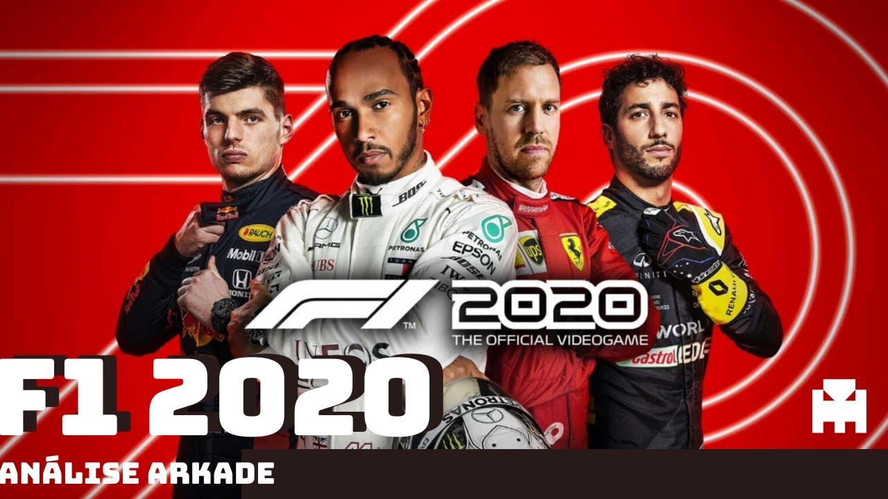 F1 2020 - Review - Arkade TV