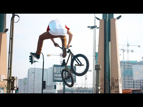 Luis Tata Erices - Welcome To Flow - Federal x iBike Chile
