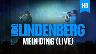Udo Lindenberg - Mein Ding (Live aus der DVD Ich Mach Mein Ding)