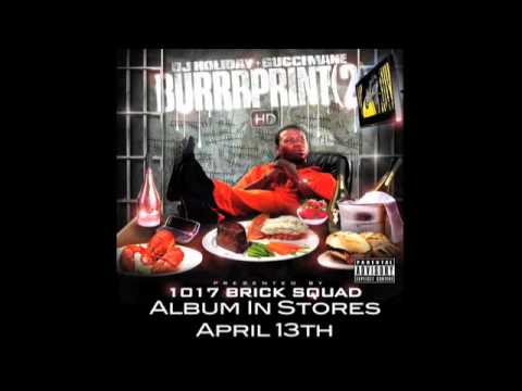 Gucci Mane - The Burrrprint 2HD - I'm So Tired of You (Track Preview)
