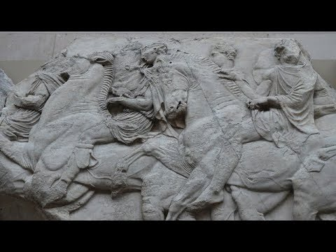 Greece seeks to bring back ancient Parthenon sculptures from Britain | PBS NewsHour Extra