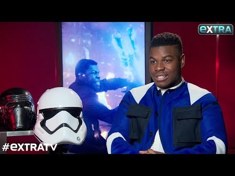 Download Youtube: John Boyega Talks Royals on the Set of 'Star Wars: The Last Jedi'