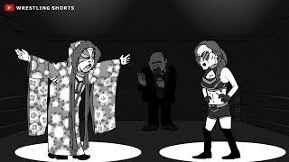 Video Asuka debuts against Emma at TLC Parody Cartoon download MP3, 3GP, MP4, WEBM, AVI, FLV Oktober 2017
