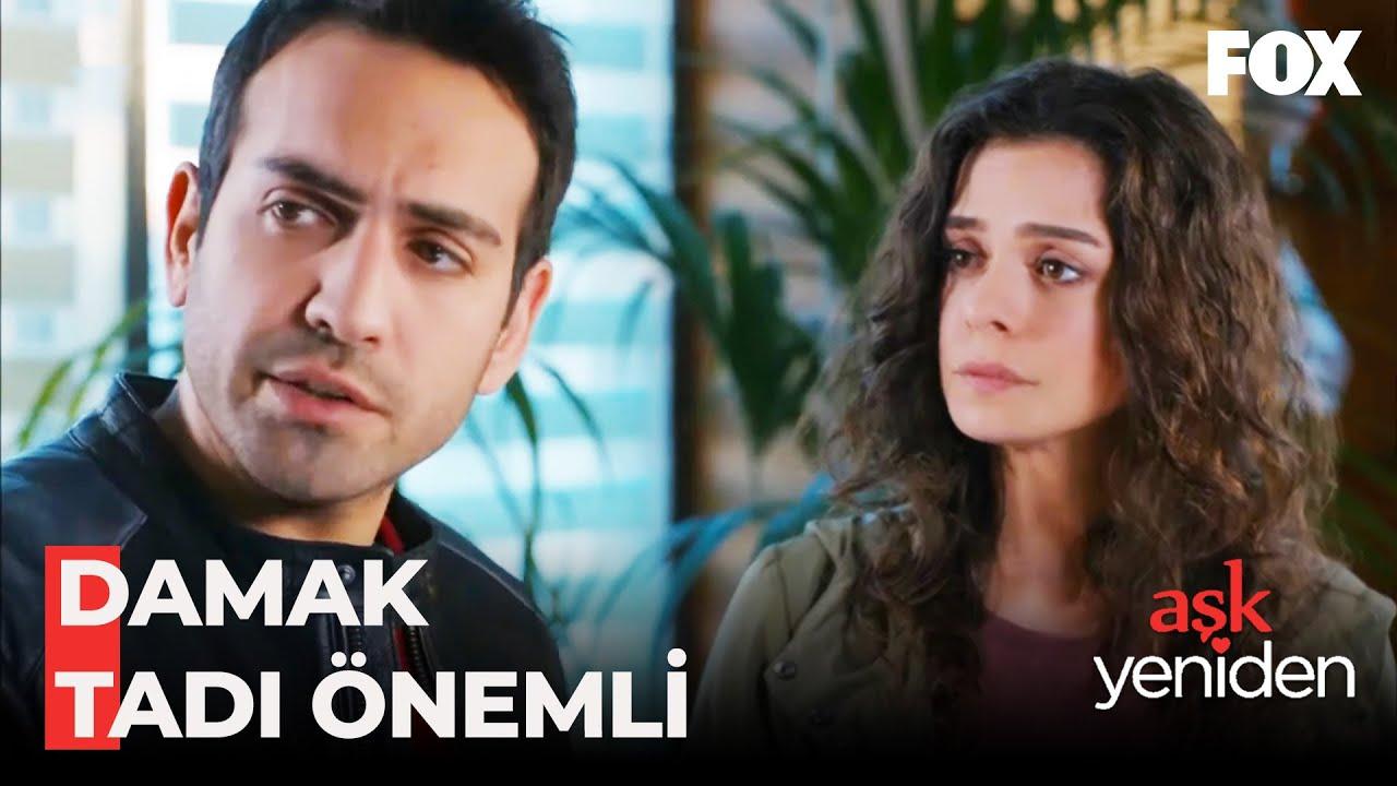 Zeynep ve Fatih Helva Tadımında - Aşk Yeniden 10. Bölüm