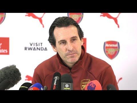 Unai Emery Full Pre-Match Press Conference - Arsenal v Cardiff - Premier League