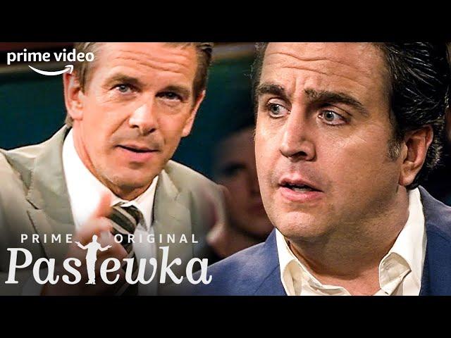 Pastewka bei Markus Lanz | Pastewka | Prime Video DE