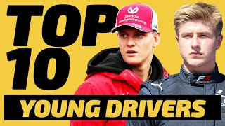 Future F1 Stars? Top 10 Young Drivers To Watch Out For In 2020 | Crash.net