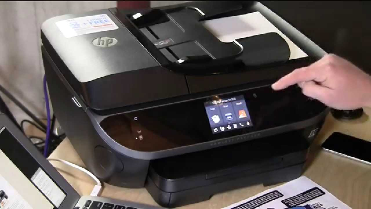 hp officejet 8040 with neat review wireless all in one inkjet rh youtube com HP Deskjet 5740 Printer hp officejet 5740 user manual