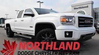 Walk Around 2014 GMC Sierra 1500 SLT | Northland Dodge | Auto Dealership in Prince George BC