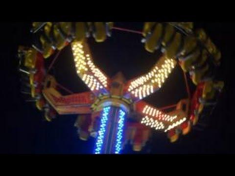 Juegos Mecanicos Feria Tabasco 2015 Youtube